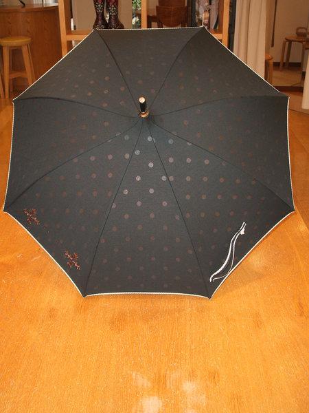 SHIRAKURAの日傘